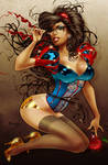 Grimm Fairy Tales 10th Anniversary!!!