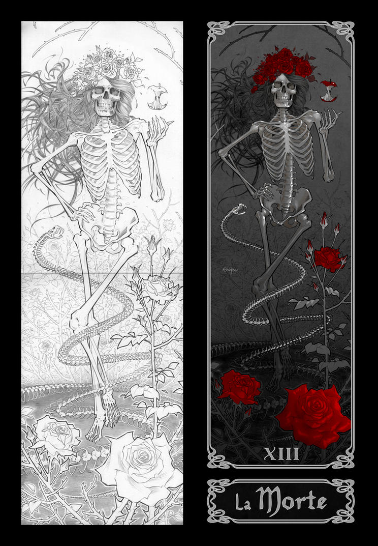 La Morte by Franchesco