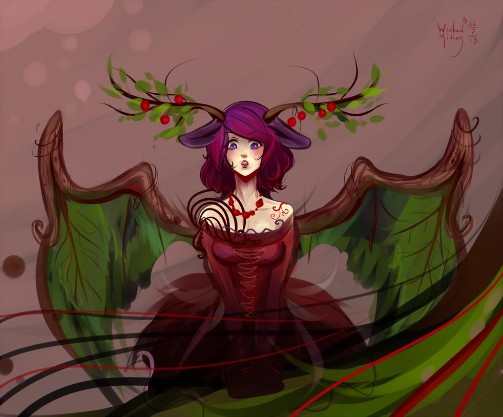 Eva by Afinothka
