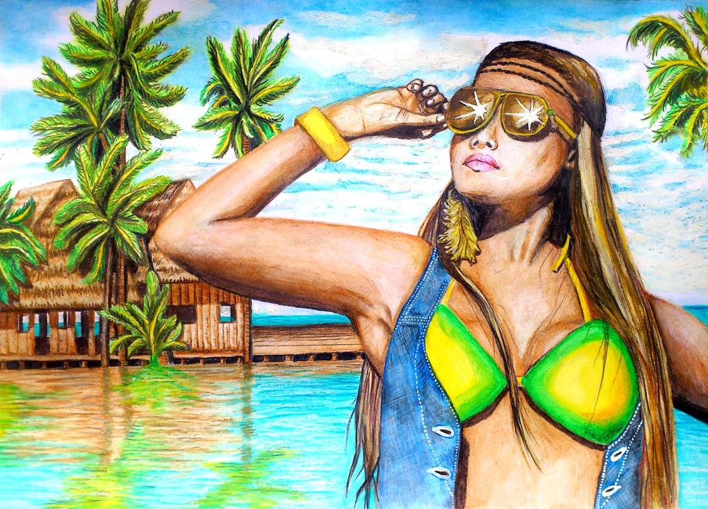 Enjoy The Summer by AlexaT20