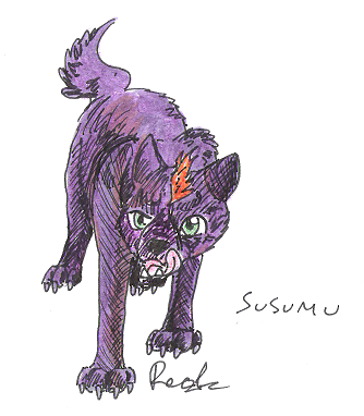 Susumu by Noidannuoli