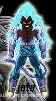 Vegeta Super Saiyan God