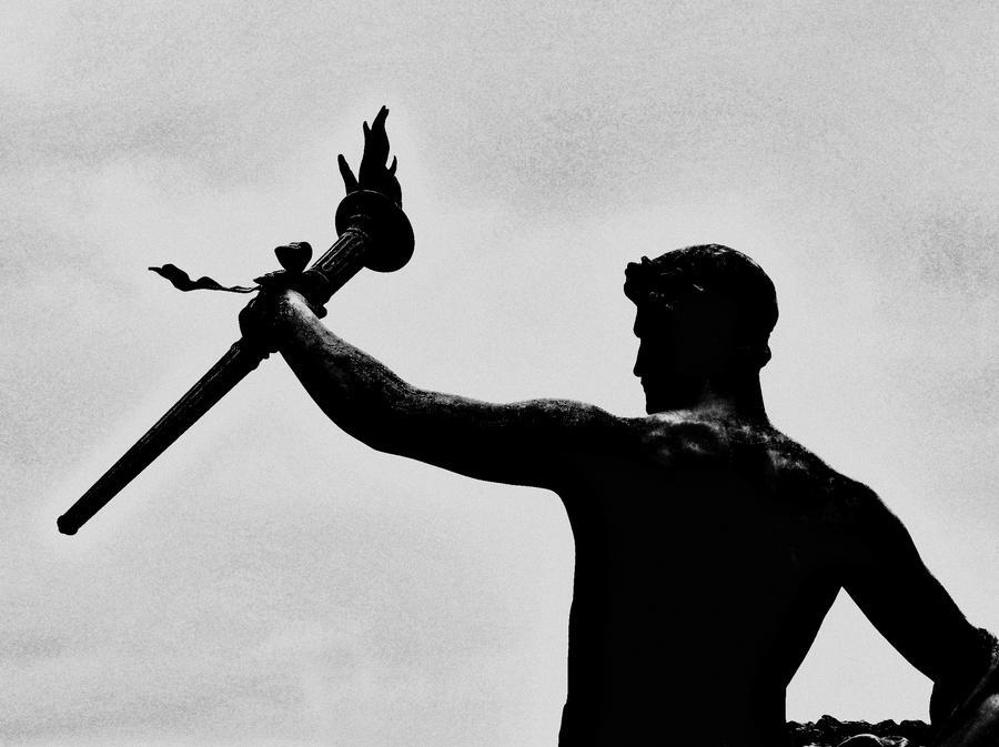 Torch Bearer By Deepgrounduk On Deviantart