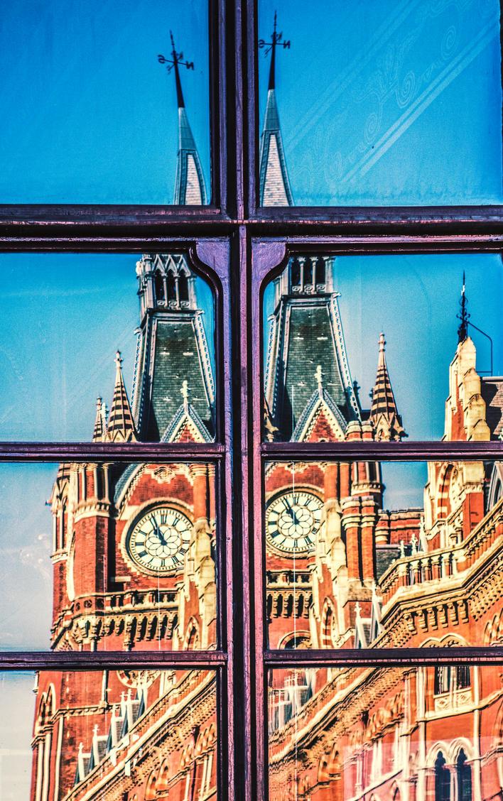 Split in Time by deepgrounduk