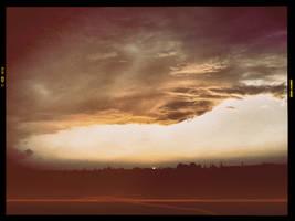 Sunset by deepgrounduk