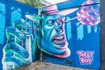 Empty Head, Street Art, London