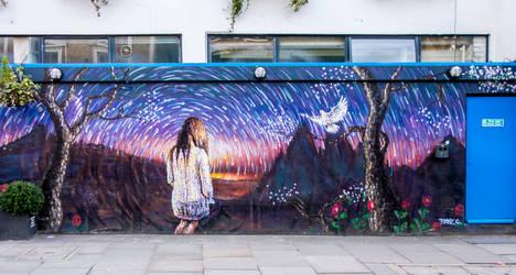 Street Art, Kings Cross, London