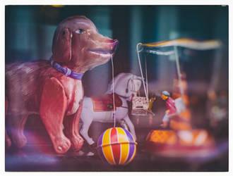 The Hapless Dog by deepgrounduk