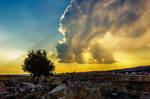 God's Rays by deepgrounduk