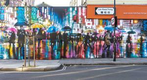 Street art by Dan Kitchener by deepgrounduk