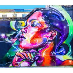Street Art, London by Mr Cenz