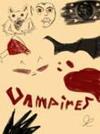 Vampire sketches
