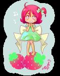 strawberry fields by yume