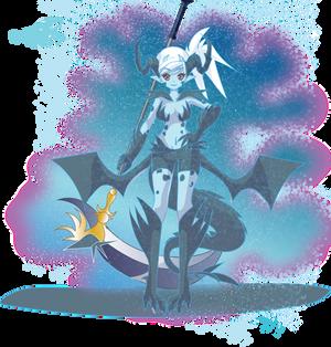 Demon form Milala