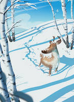 Fresh snow by Henkkab