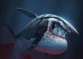 Bad shark by Henkkab