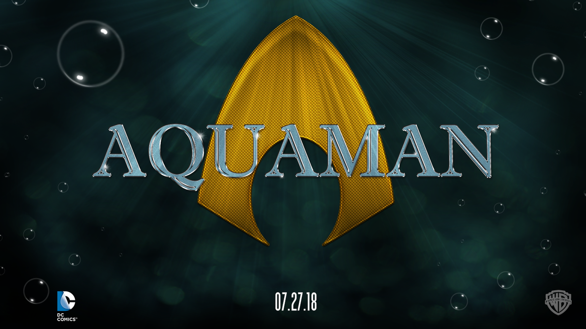 Aquaman the Movie fanmade poster by chronoxiong