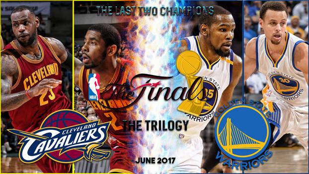 NBA Finals 2016-17 Wallpaper
