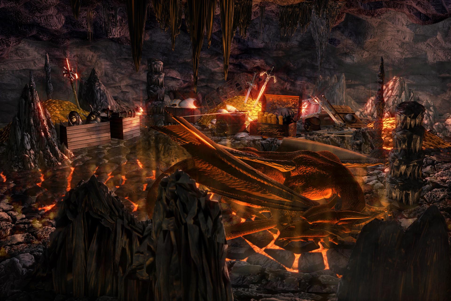 Dragon Dream by chaninja