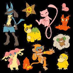 random pokemon requests