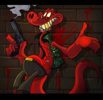 Riot Lizard