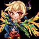 Demonic Gunner by DivineDEFINATION