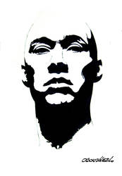 In Memoriam-Kwai Chang Caine by Saskunah