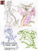 Sketchbook 26 by Saskunah