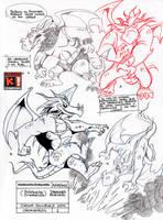 Sketchbook 28 by Saskunah