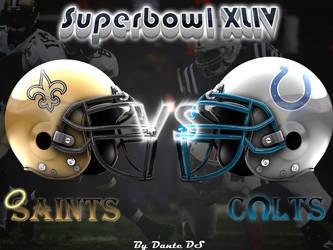 Super Bowl XLIV. by Dante-DS
