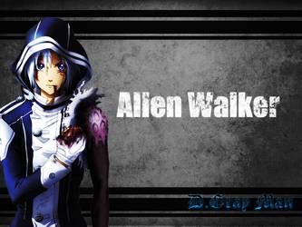 Allen Walker by Dante-DS