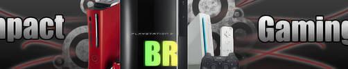 Blog Header IG.BR by Dante-DS