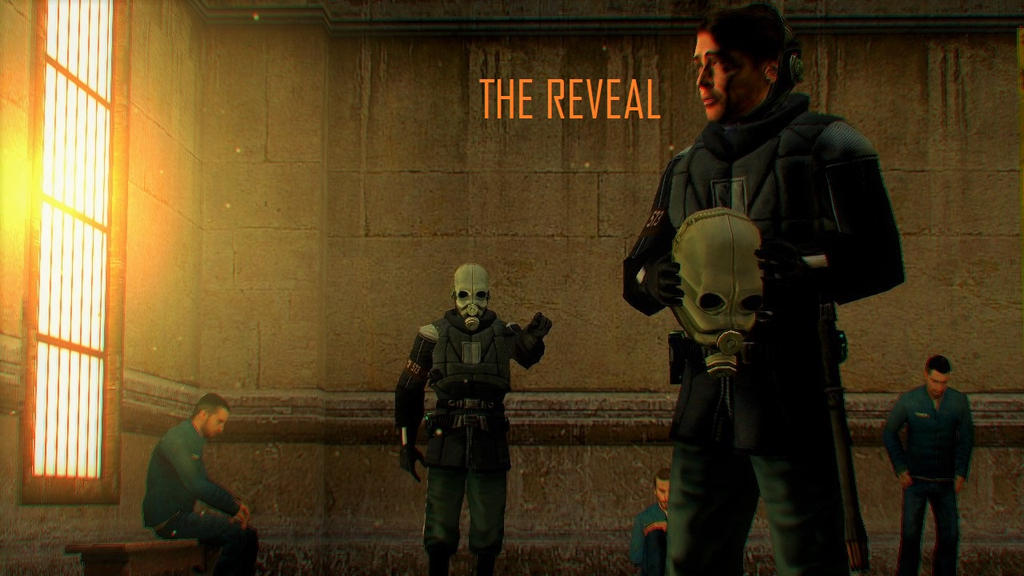 The Reveal by crispylambda