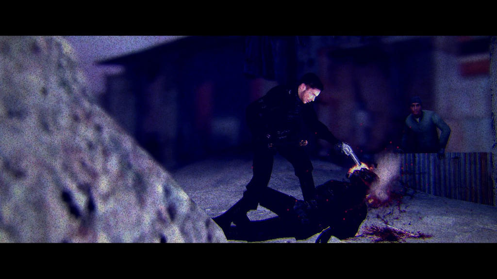Half-Life 2: Black Shift (2) by crispylambda