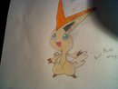 Victini by midna83098