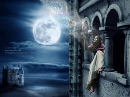 Magic of love by ZakHarrar