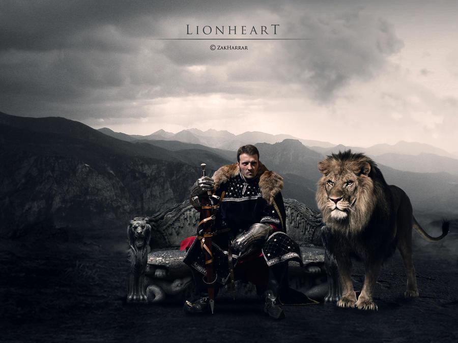 Lionheart by ZakHarrar