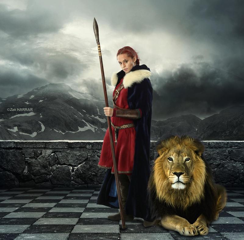Lionheart II by ZakHarrar
