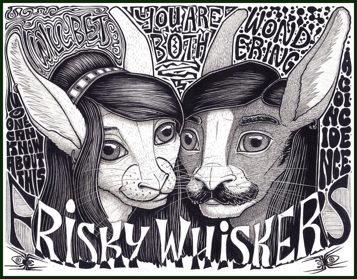Frisky Whiskers by eorhythm
