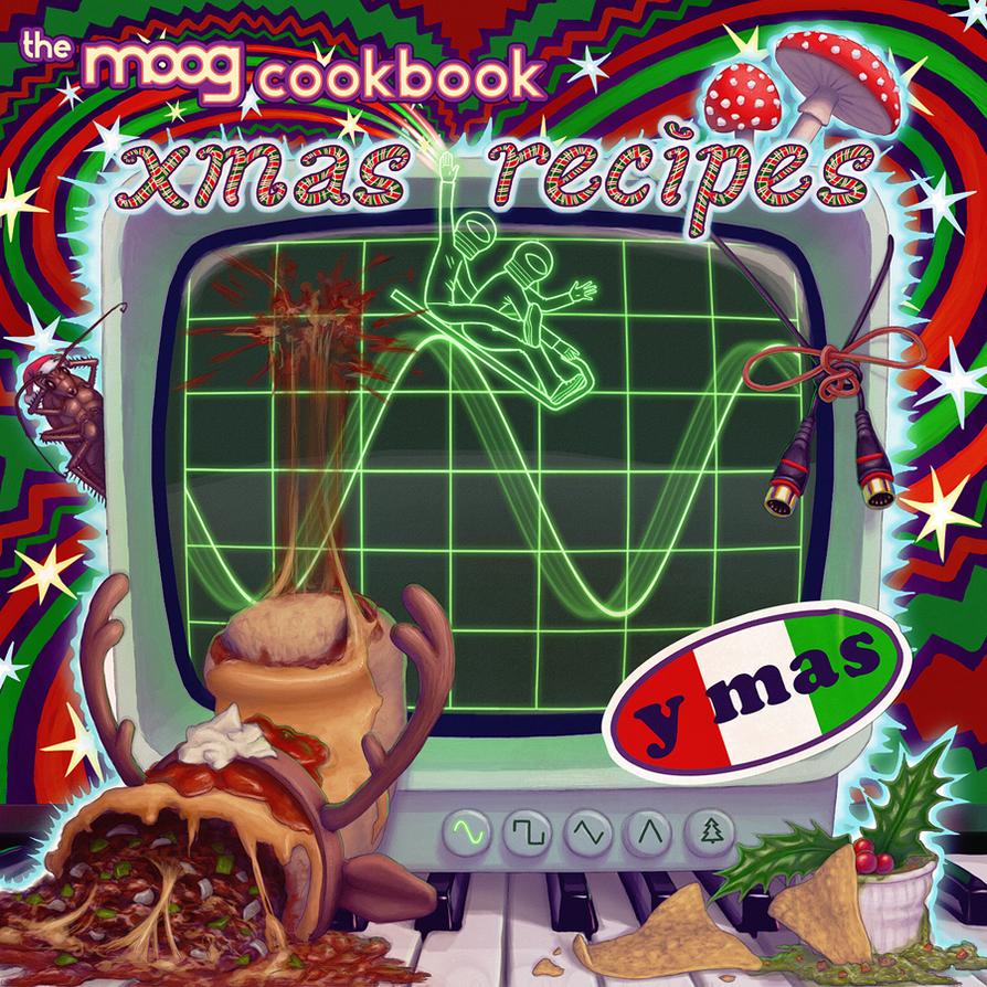 The Moog Cookbook: Xmas Recipes (y mas) by eorhythm