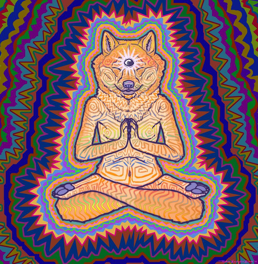 Dharma Doge by eorhythm