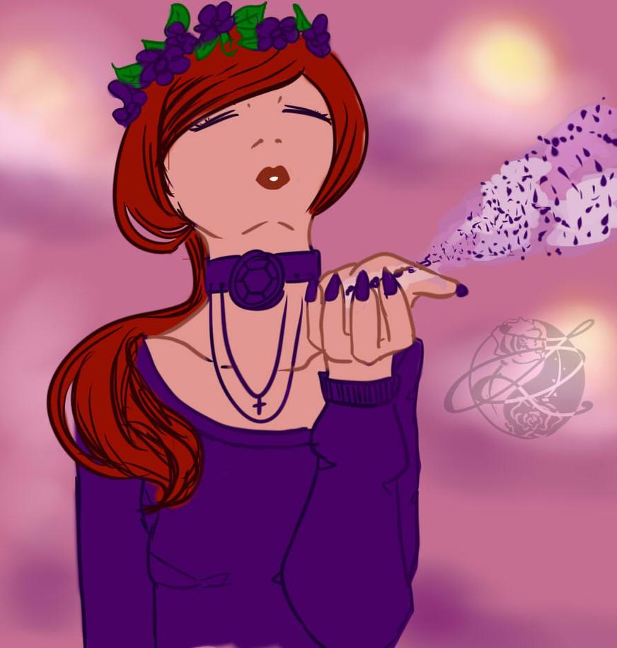 Breathe in the Moment (Make a Wish) by ElliaTamachi