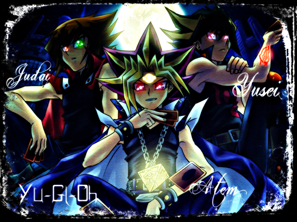 Yu-Gi-Oh! Duel Monsters Manga wallpaper by RANDOWANIME on DeviantArt