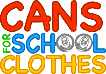 Cans for School Clothes by CaseC