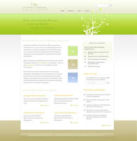 EBC Website Re-design