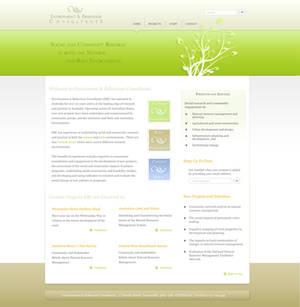 EBC Website Re-design