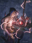 Shieda Kayn - League of Legends by AlisaHalloween313th