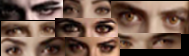 vampire eyees by Pink-star-15