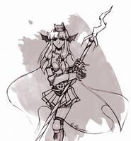 RO: Freija the Knight by ryumo