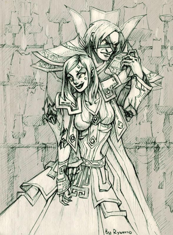 WoW: Forsaken by ryumo